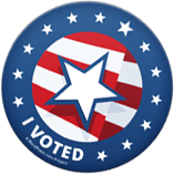 I have voted